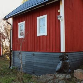 Takarbeten i Saltsjö-boo