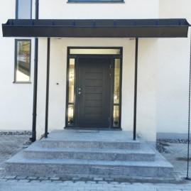 Stenarbeten i Saltsjö-boo